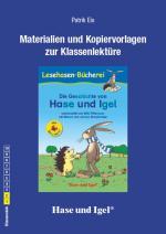 Cover-Bild Begleitmaterial: Die Geschichte von Hase und Igel / Silbenhilfe