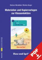 Cover-Bild Begleitmaterial: Jonas und der Heuler / Silbenhilfe