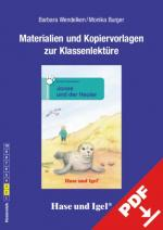 Cover-Bild Begleitmaterial: Jonas und der Heuler