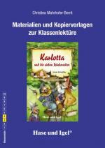 Cover-Bild Begleitmaterial: Karlotta und die sieben Räuberväter