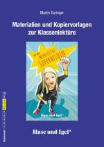 Cover-Bild Begleitmaterial: Meine Zeit als Superheldin