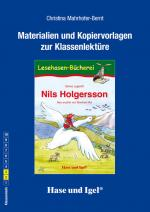 Cover-Bild Begleitmaterial: Nils Holgersson