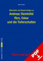 Cover-Bild Begleitmaterial: Rico, Oskar und die Tieferschatten
