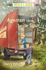 Cover-Bild Ben & Lasse - Agenten ohne heiße Spur