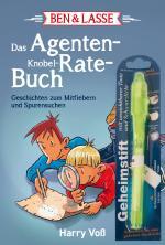 Cover-Bild Ben & Lasse - Das Agenten-Knobel-Rate-Buch