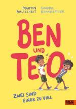 Cover-Bild Ben und Teo