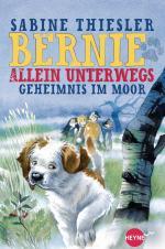 Cover-Bild Bernie allein unterwegs - Geheimnis im Moor