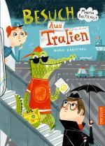 Cover-Bild Besuch Aus Tralien
