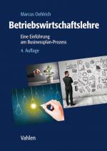 Cover-Bild Betriebswirtschaftslehre