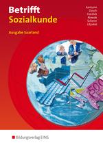 Cover-Bild Betrifft Sozialkunde / Betrifft Sozialkunde für das Saarland