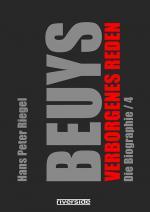Cover-Bild BEUYS - VERBORGENES REDEN