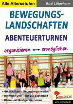 Cover-Bild Bewegungslandschaften