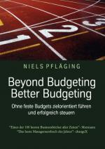 Cover-Bild Beyond Budgeting, Better Budgeting