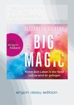 Cover-Bild Big Magic (DAISY Edition)