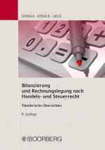 Cover-Bild Bilanzierung und Rechnungslegung nach Handels- und Steuerrecht