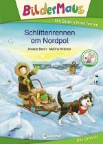 Cover-Bild Bildermaus - Schlittenrennen am Nordpol