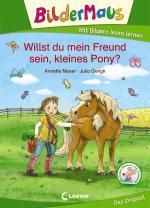 Cover-Bild Bildermaus - Willst du mein Freund sein, kleines Pony?