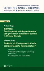 Cover-Bild Biokratie: Den Magneten richtig positionieren / Biokratie als Lösungsansatz für die sozialökologische Transformation?