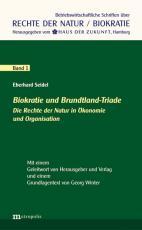 Cover-Bild Biokratie und Brundtland-Triade