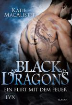 Cover-Bild Black Dragons - Ein Flirt mit dem Feuer