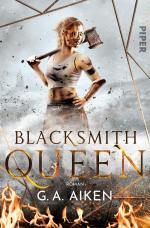 Cover-Bild Blacksmith Queen