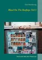 Cover-Bild Blood On The Rooftops Teil 3