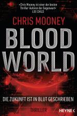 Cover-Bild Blood World - Die Zukunft ist in Blut geschrieben