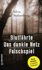 Cover-Bild Blutfährte - Das dunkle Netz - Falschspiel