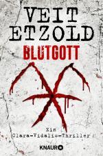 Cover-Bild Blutgott