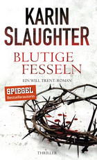 Cover-Bild Blutige Fesseln