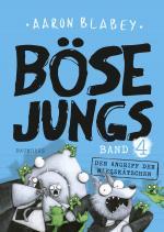 Cover-Bild Böse Jungs - Der Angriff der Miezekätzchen (Band 4)