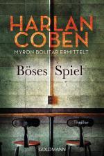 Cover-Bild Böses Spiel - Myron Bolitar ermittelt