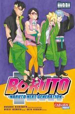 Cover-Bild Boruto - Naruto the next Generation 11