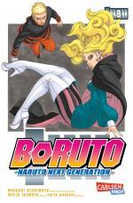 Cover-Bild Boruto - Naruto the next Generation 8