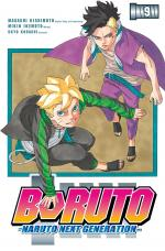 Cover-Bild Boruto - Naruto the next Generation 9