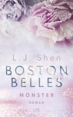 Cover-Bild Boston Belles - Monster