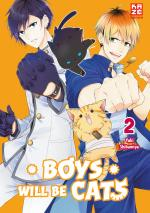 Cover-Bild Boys will be Cats – Band 2 (Finale)