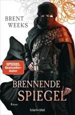 Cover-Bild Brennende Spiegel