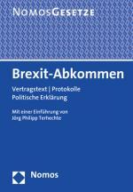 Cover-Bild Brexit-Abkommen