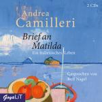 Cover-Bild Brief an Matilda. Ein italienisches Leben