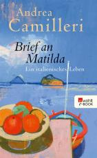 Cover-Bild Brief an Matilda