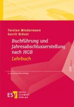 Cover-Bild Buchführung und Jahresabschlusserstellung nach HGB - Lehrbuch