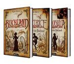 Cover-Bild Buchland Band 1-3 (Hardcover): Buchland / Beatrice. Rückkehr ins Buchland / Bibliophilia. Das Ende des Buchlands: Die komplette Trilogie als Hardcover-Ausgabe