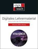 Cover-Bild Buchners Lektürebegleiter Deutsch / click & teach Krakonos Box