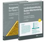 Cover-Bild Buchpaket: Baugesetzbuch für Planer im Bild & Landesbauordnung Baden-Württemberg im Bild