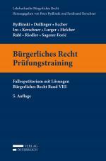 Cover-Bild Bürgerliches Recht Prüfungstraining