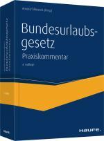 Cover-Bild Bundesurlaubsgesetz