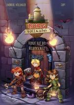 Cover-Bild Burg Tollkühn - Verrat auf der Heldenschule