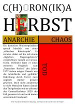 Cover-Bild C(H)ORON(IK)A HERBST [ANARCHIE | CHAOS | TOD]