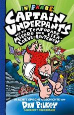 Cover-Bild Captain Underpants Band 8